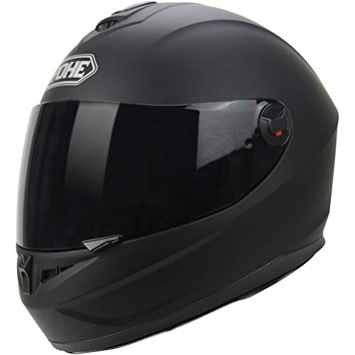 Off Road Casco integrale del motociclo per adulti Winproof antifog flip up caschi da moto con visiera motocross racing CPAs