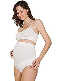 RelaxMaternity 5100 Culotte de grossesse en coton avec bande élastique de soutien pour le ventre