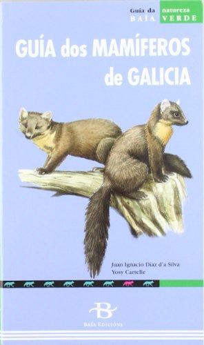 Guía dos mamíferos de Galicia (Baía Verde) por Yosy Cartelle