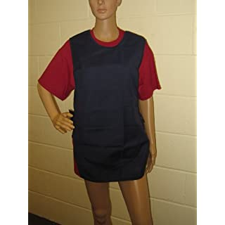 Tabards in a choice of 6 colours and 5 sizes, 35% cotton/65% polyester, Only £5.99 each All plus P&P (Navy Blue, Xtra Large 44/46 inches)