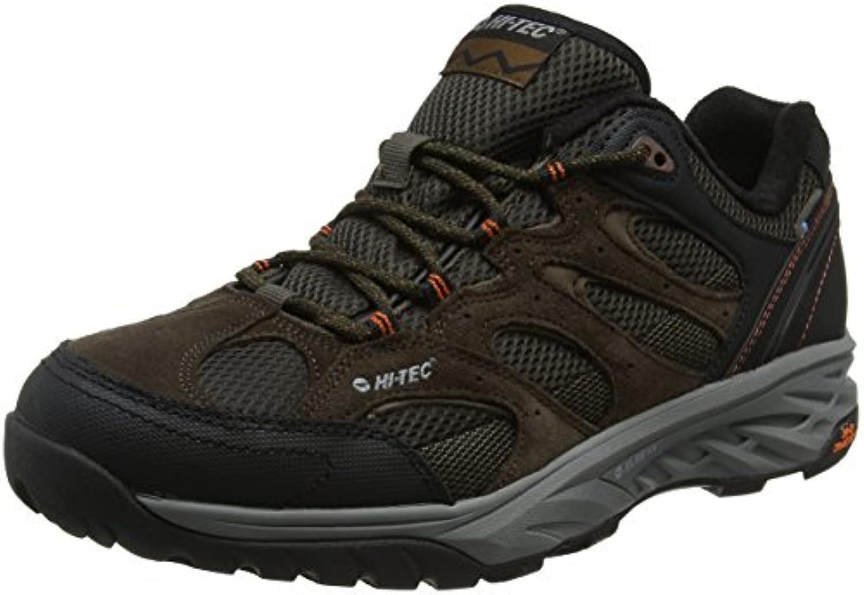 Hi-Tec Wild-Fire Low I Waterproof, Zapatillas de Senderismo para Hombre