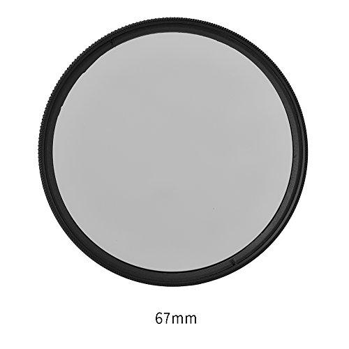 Acouto Polarisations-Filter Für 37mm~82mm Foto-Kameraobjektive,Ultra Slim,hochwertigen Eindruck (67mm)