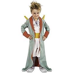 Disfraz El Principito ® Antoine de Saint-Exupery para niño (licencia oficial) - (Talla 4/10 años) (116 cm (5/6 años))