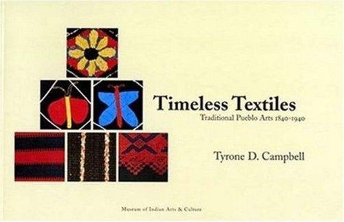 Timeless Textiles: Traditional Pueblo Arts, (Kostüme Firma Western)