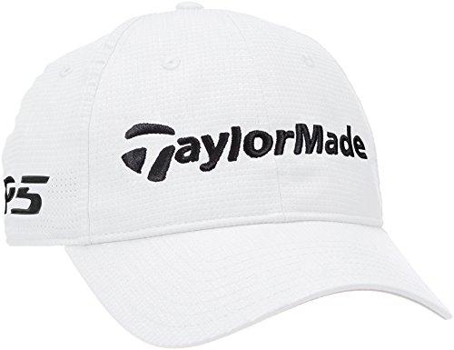 TaylorMade Tm18 Lite Techtour, Casquette De Baseball Homme, Blanc (Blanco N6407801), Unique (Taille...