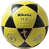 Mikasa FT-5 Cuero SINTÉTICO TERMOSOLDADO BALÓN Fútbol 11 -AZ