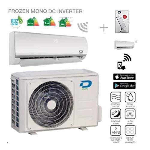 Diloc Frozen Aire Acondicionado Wifi Climatizador