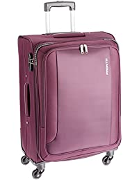 PRONTO SPACE + Polyester 77 cms Purple Soft Sided Suitcase (6506 - PP)
