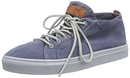 Blackstone Herren Lm85 High-top Blau (indigo)