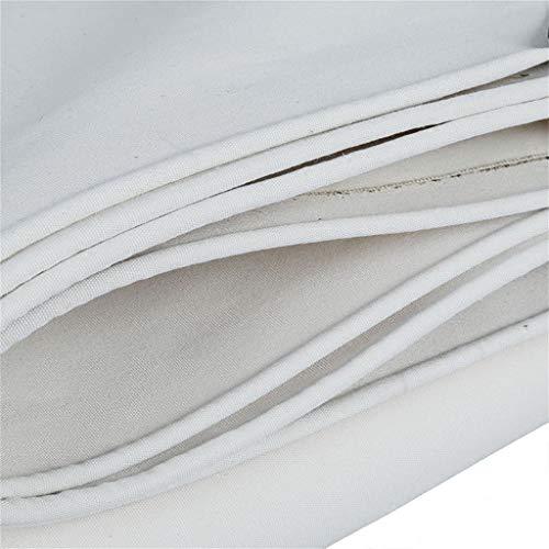 Outdo Mehrzweckwasserdichte Boden-Blatt-Abdeckung Auto-Boot Dach Regen Abdeckung Camping Trailer Tent - UV-Schutz Pool Abdeckplane (Size : 5m×7m)