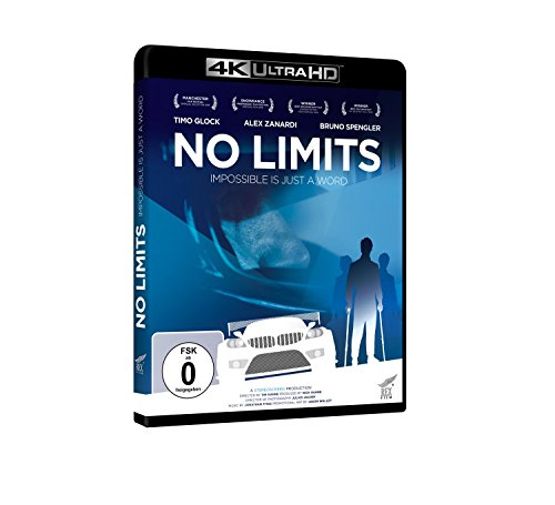 No Limits - Impossible is just a word - 4k Ultra HD Blu-ray