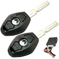 100F50N - Telecomando centrale dell'automobile serratura Chiusura Keyless Entry System con i regolatori a (Tetto Apribile Cavo)