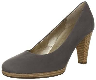 Gabor Shoes 6522013, Damen Pumps, Grau (fumo (sohle natur)), EU 35 (UK 2.5) (US 5)