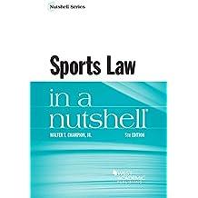 Sports Law in a Nutshell
