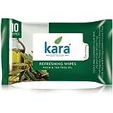 Kara Face Tissue, Tea Tree and Neem (10 Pulls)
