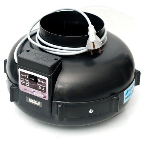 Extracteur Prima Klima 160 mm 2 vitesses 420 à 800 m³/h