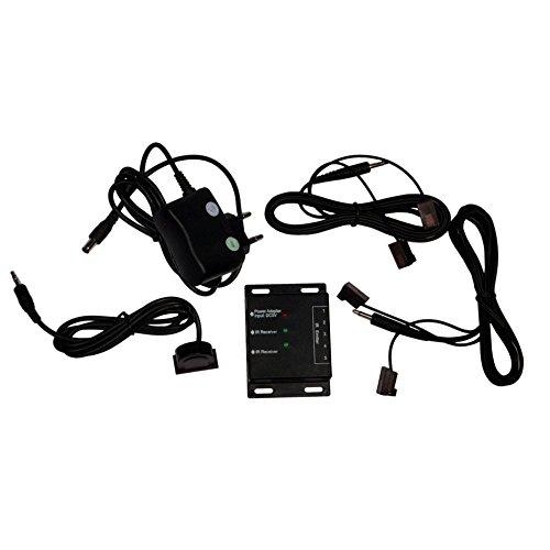 Maclean MCTV-520 IR Ir Control Verlängerung Sender Empfänger Fernbedienung Receiver DVD Heimkino