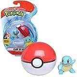BANDAI - Pokémon-Poké Ball & sa Figura 5 cm Jarra WT97642