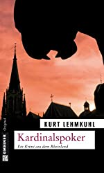 Kardinalspoker: Kriminalroman (Kriminalromane im GMEINER-Verlag)