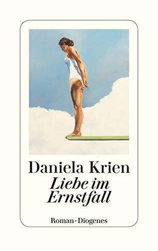Buchseite und Rezensionen zu 'Die Liebe im Ernstfall' von Daniela Krien