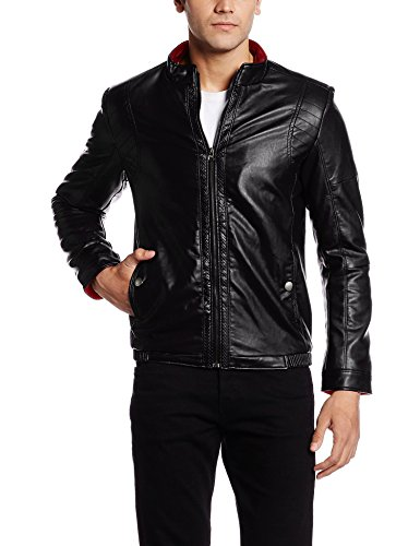 Fort Collins Men's Leather Jacket