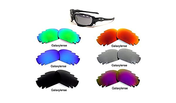 87dd198f6d Galaxylense Replacement Lenses for Oakley Jawbone 6 Pairs Polarized ...