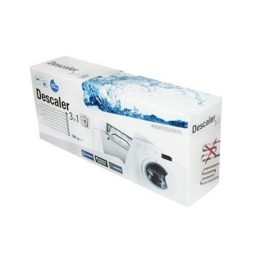 3 in 1 Waschmaschinenreiniger Entkalker & Entfetter, passend für Indesit Hotpoint Ariston Scholtes & andere Marken - Artikelnummer C00091561 -