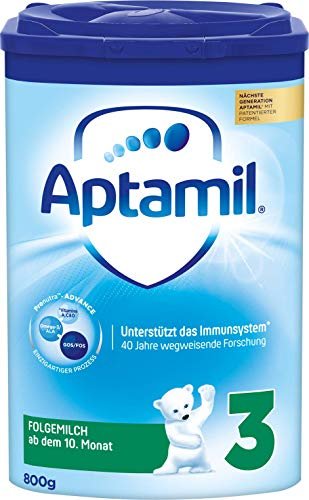 Preisvergleich Produktbild Aptamil Pronutra-ADVANCE 3 Folgemilch ab dem 10. Monat,  800 g