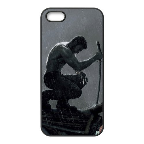 LP-LG Phone Case Of Wolverine For iPhone 5,5S [Pattern-6] Pattern-3