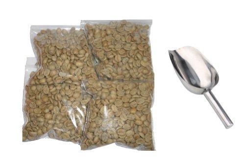 Rohkaffee Probierpaket zm selber Kaffee rösten oder für Hobbygärtner zum anpflanzen.