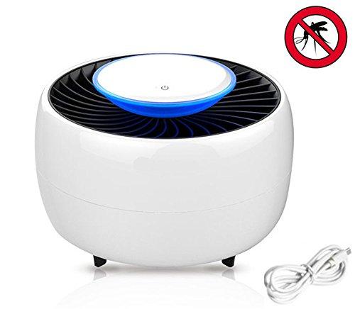 Qicuang Aparato Electrico Para Matar Moscas Y Mosquitos Eficaz Trampa