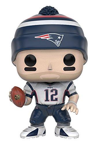 "Preisvergleich Produktbild NFL 325.986,7cm Pop. Vinyl Tom Brady Patriots ""Figur"