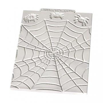 der and Web (Einfach Spinne Halloween-kuchen)