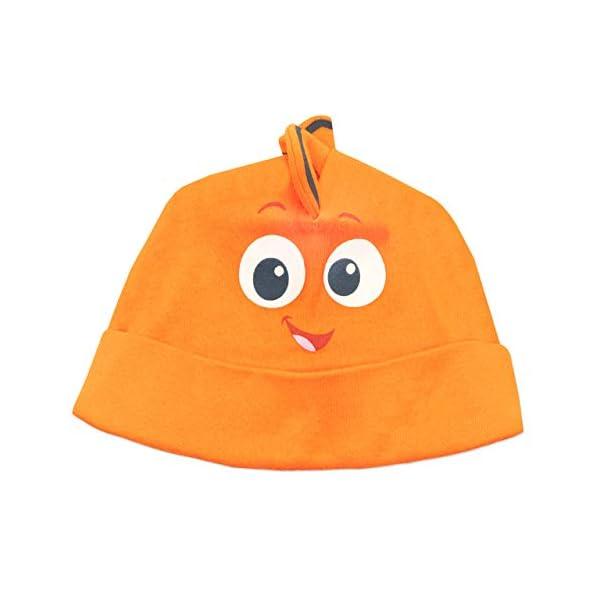 Disney Pijama Entera con Gorro para Niños Bebés Buscando a Nemo 3