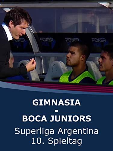 Gimnasia - Boca Juniors