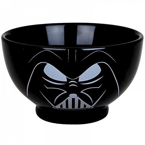Star Wars - Keramik Müslischüssel - Krieg der Sterne - Darth Vader (Günstige Star Wars T Shirts)
