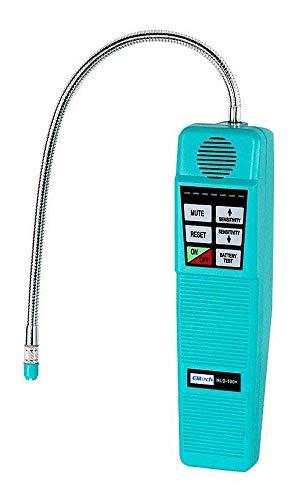 Elitech HLD-100+ Bombilla halógena Detector de fugas de Detector de fugas de gases con Detector de alta sensibilidad 3 G/garantía