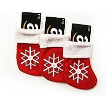 Pack de 3 cartes cadeaux Amazon.fr Chaussettes de Noël - Livraison gratuite en 1 jour ouvré