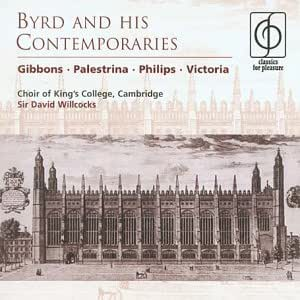 Byrd and his Contemporaries