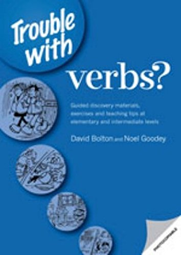 Trouble with Verbs ? par David Bolton