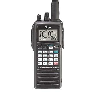 ICOM–Walkie-Talkie VHF Luftfahrt