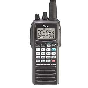 Icom - Talkie Walkie VHF aviation