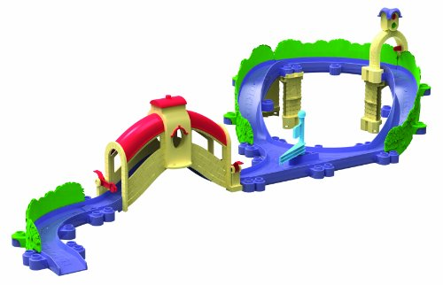 Image of Chuggington Stack Track Tunnel and Bridge Playset