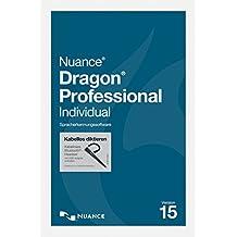 Dragon Professional Individual 15 / Wireless / Deutsch