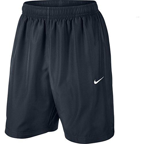 Nike Season 10 Inch Men's Athletic Shorts Mehrfarbig (Obsidian Blau/Obsidian Blau/Weiß)