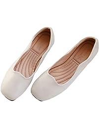 Zapatos De Trabajo Bombas Plegables Para Mujer Zapatos Enrollables Planos De Ballet Plegables Señoras Portátiles Mocasines
