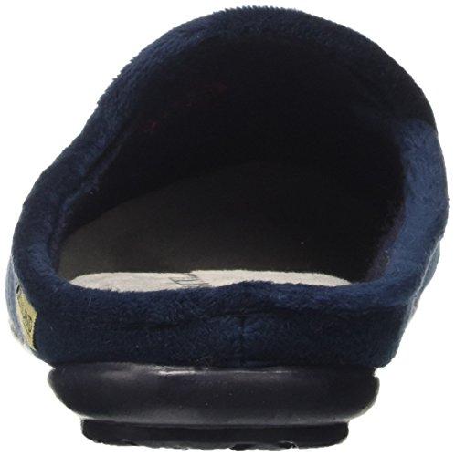 GRÜNLAND Ci2205, Pantofole Aperte sulla Caviglia Donna Blu
