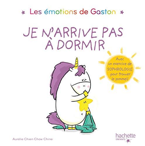 Gaston - Je n'arrive pas à dormir par Aurélie Chien Chow Chine