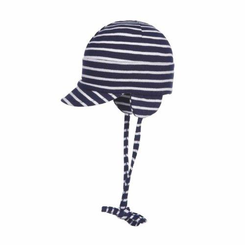 Döll Unisex Baby - Baby, Schirmmütze, 1505799, Blau (total Eclipse 3000), 45 (Herstellergröße: 45)