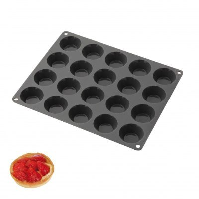 Moule silicone QUALITE PROFESSIONNELLE 20 PETITS FOURS - HP FRANCE / BAUMALU